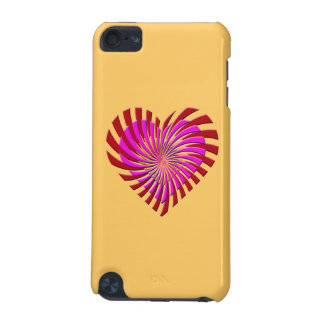 SHREDDED HEART iPod Touch Speck Case