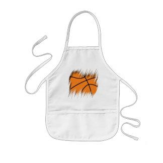 Shredders Basketball Kids Apron