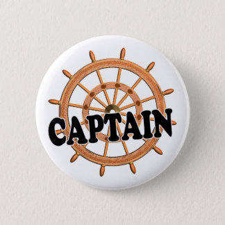 Shredders Captain 6 Cm Round Badge