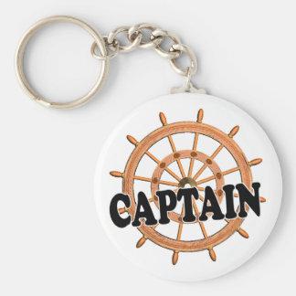 Shredders Captain Key Ring