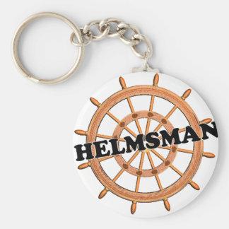 Shredders Helmsman Key Ring
