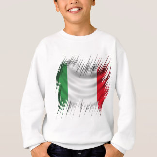 Shredders Italy Flag Sweatshirt
