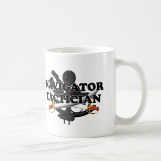 Shredders Navigator Tactician Coffee Mug