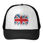 Shredders Union Jack Flag Mesh Hat