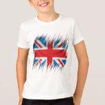 Shredders Union Jack Flag Shirt