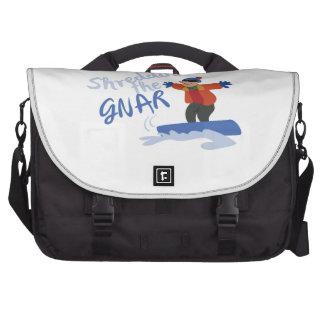 Shreddin The Gnar Computer Bag