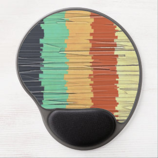 Shreds of Color Gel Mouse Pad
