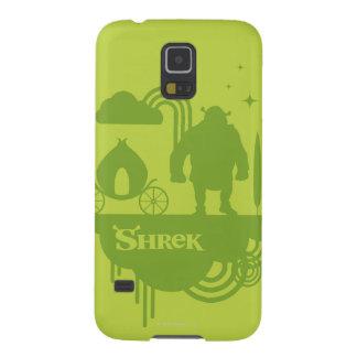 Shrek Fairy Tale Silhouette Cases For Galaxy S5