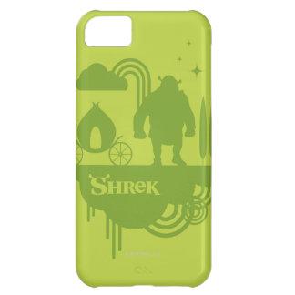 Shrek Fairy Tale Silhouette iPhone 5C Case