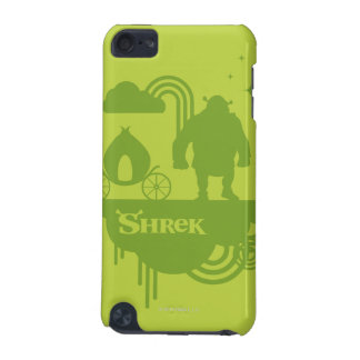 Shrek Fairy Tale Silhouette iPod Touch 5G Covers