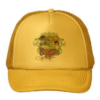 Shrek Group Crest Cap