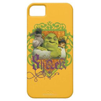 Shrek Group Crest iPhone 5 Cover