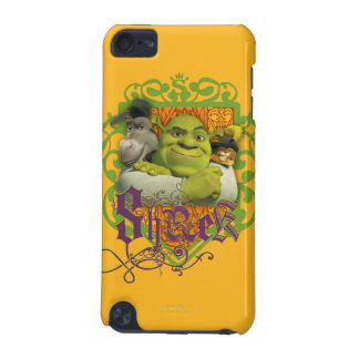 Shrek Group Crest iPod Touch 5G Case