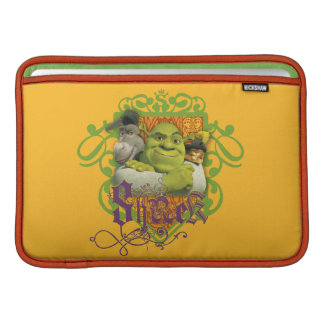 Shrek Group Crest Sleeve For MacBook Air