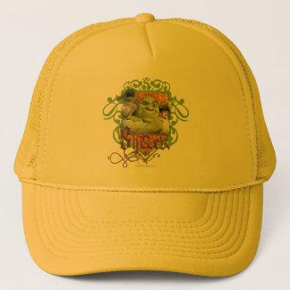 Shrek Group Crest Trucker Hat