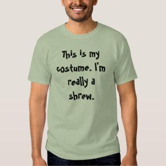 Shrew Costume Tee Shirt