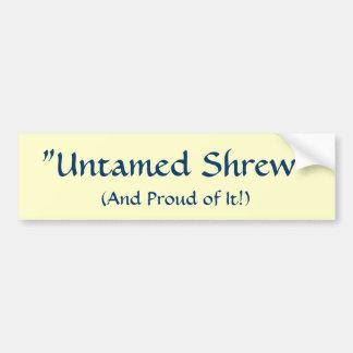 Shrew Sticker