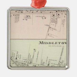 Shrewsbury Middletown, New Jersey Christmas Ornament