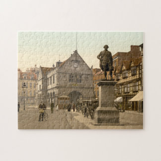 Shrewsbury Square, Shropshire, England Puzzle