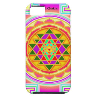 Shri Chakra iPhone 5 Case