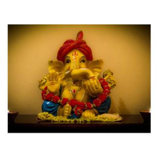 Shri Ganesh Postcard