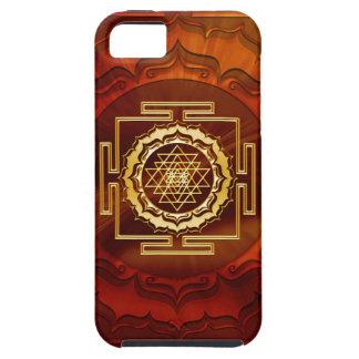 Shri Yantra - Cosmic Conductor of Energy iPhone 5 Cases