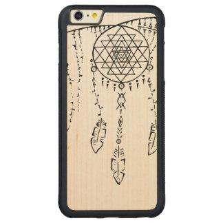 Shri Yantra / Dream Catcher Iphone 6 Case iPhone 6 Plus Case