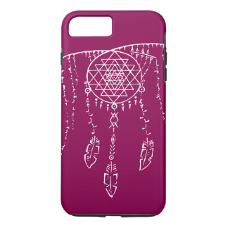 Shri Yantra / Dream Catcher iPhone 7 Case