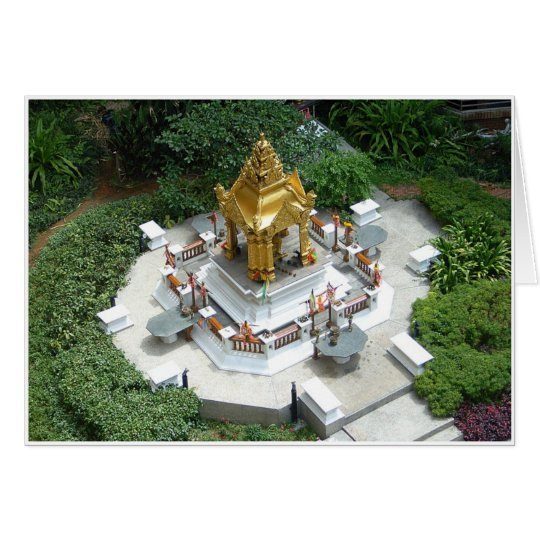 Shrine Greeting Card