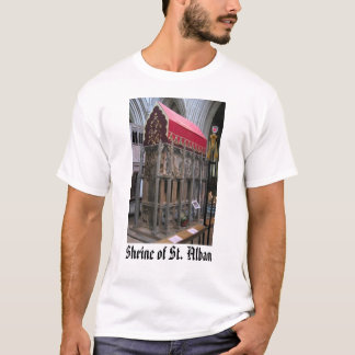 Shrine-of-st-alban, Shrine of St. Alban T-Shirt