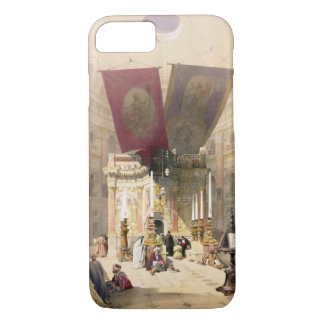 Shrine of the Holy Sepulchre, April 10th 1839, pla iPhone 8/7 Case