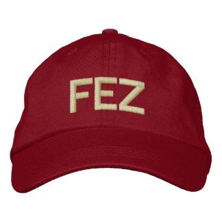 Shriner FEZ Hat Embroidered Baseball Cap