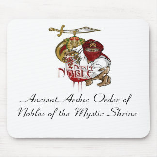 Shriner Mouse Pads