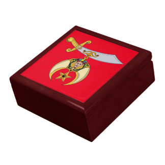 SHRINERS GIFT BOX