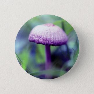 Shroom 6 Cm Round Badge