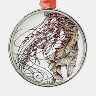 Shroom me up, Jelly.png Christmas Ornament