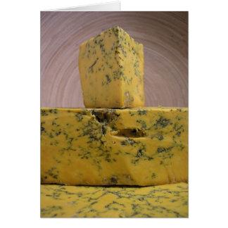 Shropshire Blue cheese Card
