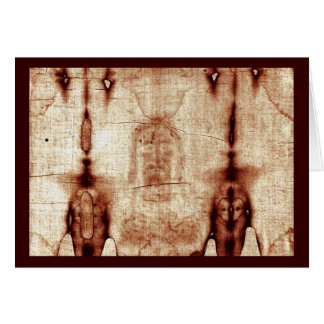 Shroud of Turin Card