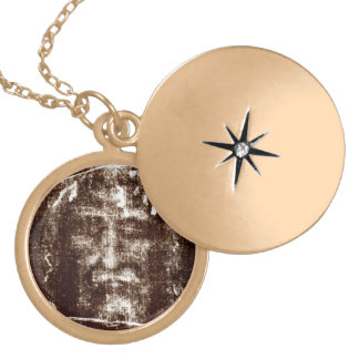 Shroud of Turin Necklace