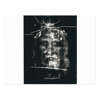 Shroud Of Turin Negative Post Cards