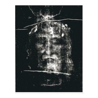 Shroud Of Turin Negative Postcards