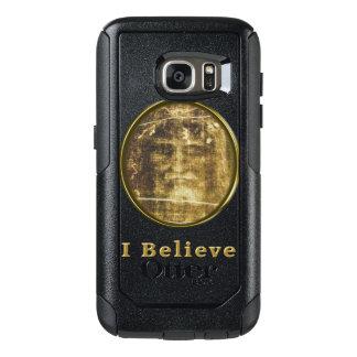 Shroud of Turin OtterBox Samsung Galaxy S7 Case