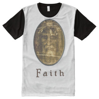 Shroud of turin t-shirts All-Over print T-Shirt