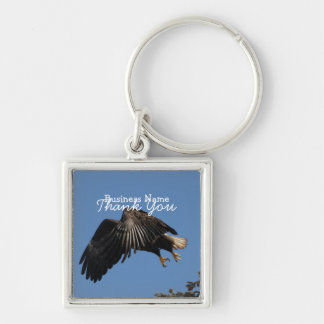 Shrouded by Wings; Promotional Keychain