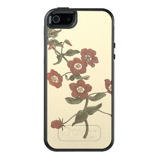 Shrubby Pimpernel Botanical Illustration OtterBox iPhone 5/5s/SE Case