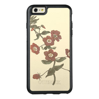 Shrubby Pimpernel Botanical Illustration OtterBox iPhone 6/6s Plus Case