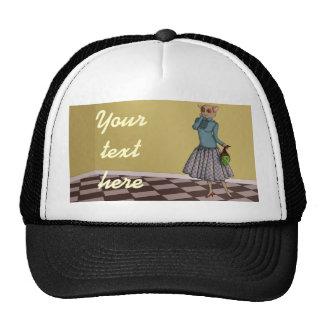 Shrunken Head Dilemma, hat Trucker Hat