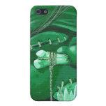 """Shrunken Zombie Head"" iPhone 5 Case"