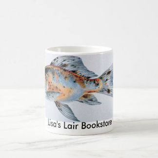 Shubunkin goldfish Bookstore Promo Coffee Mug