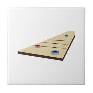 Shuffle Board Ceramic Tile